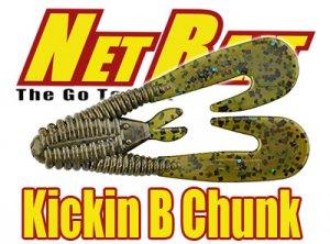 NETBAIT/ KICKIN' B CHUNK キッキンビーチャンク