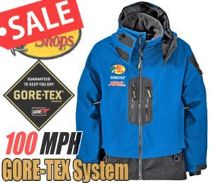 Bass Pro Shops/100MPH GORE-TEX Rain Parkas for Men