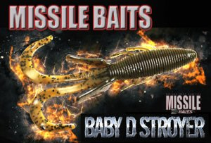 MISSILEBAITS/Baby D Stroyer
