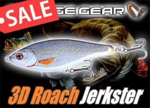 Savage Gear/3D Roach jerkster