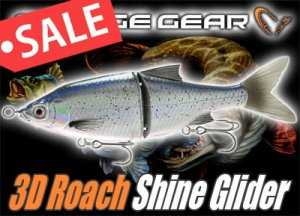 Savage Gear/3D Roach Shine Glider