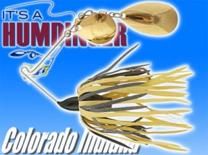 T&J Lures/HUMDINGER SPINNERBAITS 【Colorado Indiana】