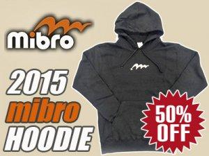 mibro/フーディ (ブラック)