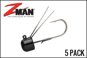 Z-Man/Finesse Shroomz 【NED RIG JIGHEADS】
