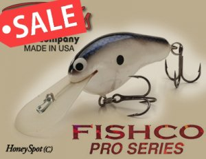 <img class='new_mark_img1' src='//img.shop-pro.jp/img/new/icons25.gif' style='border:none;display:inline;margin:0px;padding:0px;width:auto;' />DAVIS BAIT COMPANY / FISHCO Crankbaits
