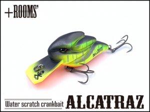 +ROOMS/アルカトラズ 【インジェクションモデル】