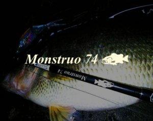 TULALA ツララ /Monstruo 74 モンストロ 74