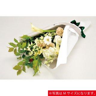 生花・ワンサイドブーケ Lサイズ
