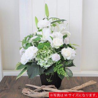 生花・ワンサイドアレンジメント Lサイズ