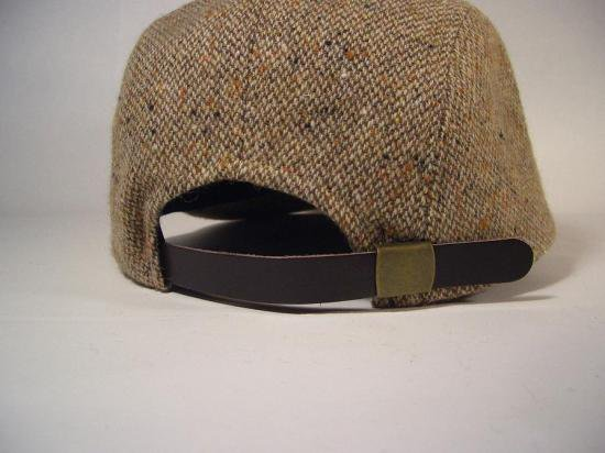 <img class='new_mark_img1' src='//img.shop-pro.jp/img/new/icons8.gif' style='border:none;display:inline;margin:0px;padding:0px;width:auto;' />5PANEL TWEED JET CAP/BEIGE