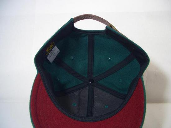 <img class='new_mark_img1' src='//img.shop-pro.jp/img/new/icons53.gif' style='border:none;display:inline;margin:0px;padding:0px;width:auto;' />SHORTVISOR FLANNEL BASEBALL CAP/ショートバイザーフランネルベースボールキャップ