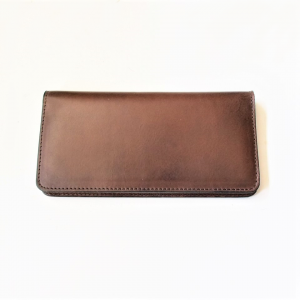 LEATHER VOYAGE LONG WALLET