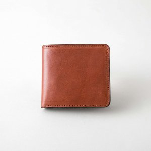 LEATHER VOYAGE SHORT WALLET
