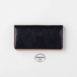 LEATHER GARRISON LONG WALLET