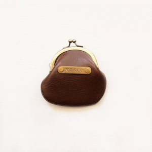 LEATHER VOYAGE MINI COIN PURSE
