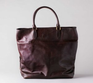 LEATHER NELSON 2WAY BAG