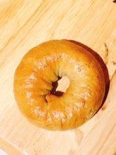 【季節限定】[九州産有機小麦使用]ベーグルチョコナッツ♪ 2個セット