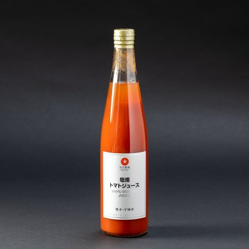 [九州産フルーツトマト使用]「塩畑トマトジュース」