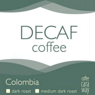 DECAF COFFEE Colombia 【デカフェコーヒー コロンビア】