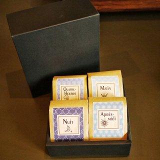 コーヒーギフト quartet 100g×4袋