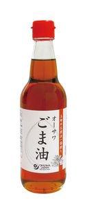 オーサワごま油(ビン)