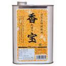 """古式玉締胡麻油""""香宝""""(缶)"""