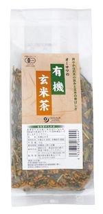 オーサワの有機玄米茶