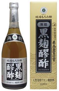 黒麹醪酢(くろこうじもろみす)(無糖)