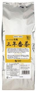 オーサワの有機三年番茶(500g)