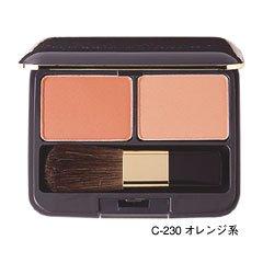 チークカラー C 230 オレンジ系