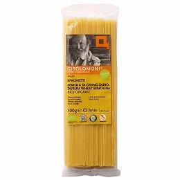 ジロロモーニ デュラム小麦有機スパゲティ