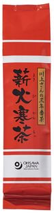 川上さんの三年番茶 薪火寒茶 120g