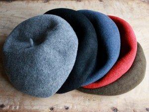 ベレー帽【5色】<br>oddsオッズ