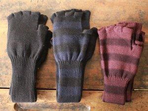 ロング指なし手袋<br>hannes roether