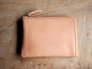 ハーフサイズ財布【ヌメ】<br>PICCANTE