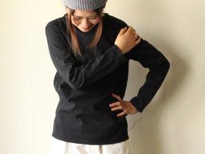 バスクシャツ【ブラック】<br>Charpentier de Vaisseau