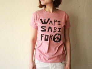 WAPISABITシャツ【4色】<br>KAPITAL