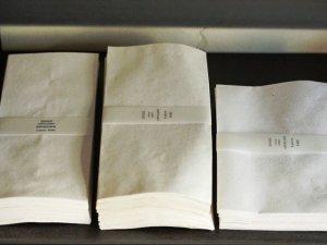 カディコットンペーパー封筒<br>8枚セット 【3サイズ】