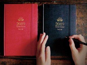 【お試し価格】2019年<br>オリジナルスケジュール帳