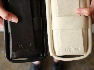 trippen革ケース【2色2型】<br>i-Phone i-Padminiケース