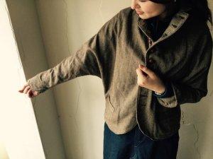 ヘリンボーンドルマンジャケット<br>【2色】KAPITAL