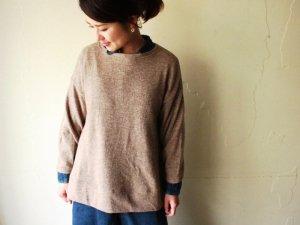 ベルジスリーブシャツ(7分袖)<Br>KAPITAL