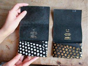 カードケース【ドット】<br>【限定革】【2色】