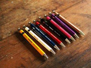 木軸ボールペンSサイズ<br>【8色】SIERRA