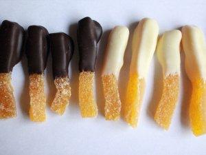 夏みかんのオランジェット<Br>【白と黒】【黒】2種