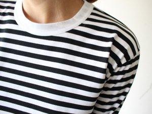 クルーネックTシャツ【3色】<br>Charpentier de Vaisseau