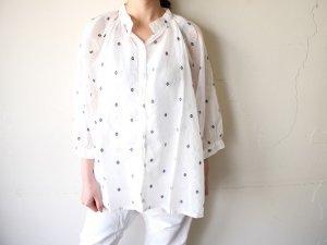 7分袖バルーンシャツ<Br>ARTE POVERA