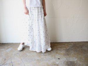 ギャザースカート<Br>ARTE POVERA