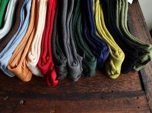 【3】エジプトコットンストレスフリーソックス<br>【14色】靴下職人