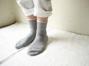 【7】オーガニックコットンゴム無しソックス<br>【7色】靴下職人